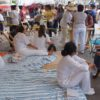 Enfermeras mantienen una huelga de hambre para exigir respeto a sus derechos laborales y el de derechohabientes. Foto: Centro de Derechos de la Mujer