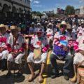 Indígenas buscan una nueva relación entre los pueblos originarios y el gobierno que encabece López Obrador. Foto: Ángeles Mariscal