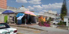 "Tianguis Urbano ""Santo Domingo""  Foto: Ainer Marroquin-Mural Chiapas"