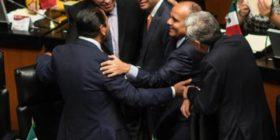 Los acuerdos del Senado. Foto: Agencias