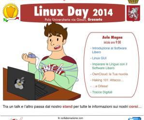 Linux Day 2014 – Lingue e Software libero