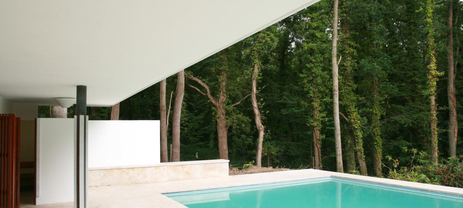 The Alvar Aalto Swimming Pool Maison Louis Carr 233 Chiara