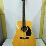 ネット買取情報!アコースティックギター Morris W-20!