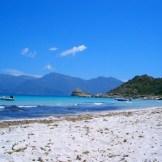 La plage du Lotu