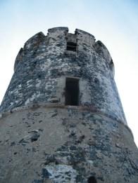 La tour de la Parata