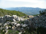 Sur le Monte Gozzi