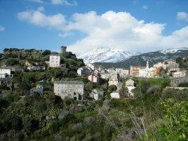 Le village de Nonza