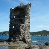 La tour de Santa Maria.