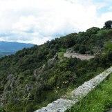La route entre Église de Cuttoli-Corticchiati et Peri