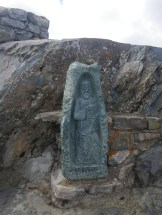 San Petru veille au sommet.