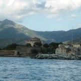La citadelle de Saint-Florent