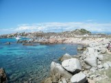 Sur les îles Lavezzi