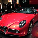 Alpha Romeo 8C