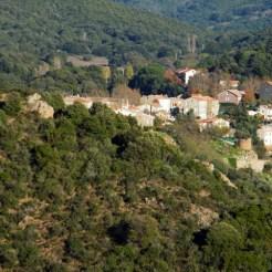 Le village de Cauro