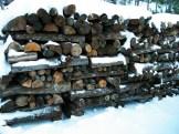 Les stocks de bois sont déjà prêts