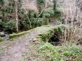 Un petit pont au hameau de Teghje