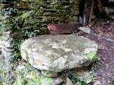 Encore une roue en pierre près du moulin