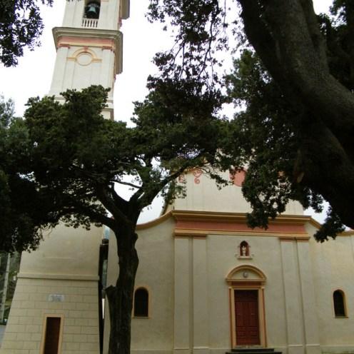 L'église de Barrigioni