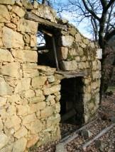Une maison en ruine