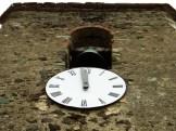 L'horloge de l'église Saint-Jean