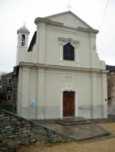 L'église de l'Annonciation et le couvent