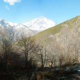 Au retour, les bergeries du Castagnu