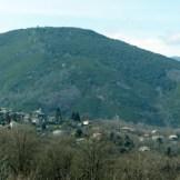 Au loin le village de Rutali.