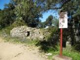Les ruines de dispensa