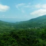 Panorama de la vallée de Siscu