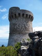 La tour de Capu di Muru