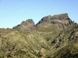 La Punta Tafunatu et la Paglia Orba