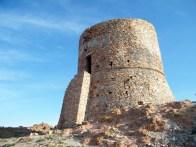 La tour de Capu Rossu