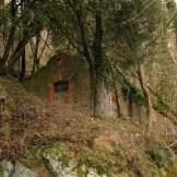 Les ruines d'un atelier