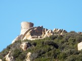 La tour de Roccapina
