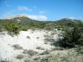 On continue dans les dunes