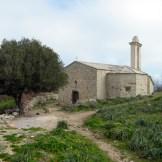 La chapelle a été restaurée
