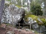 Seconde grotte attenante à la première