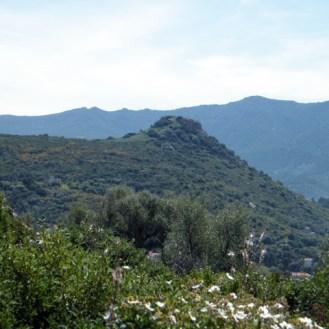 Vue sur U Castellu