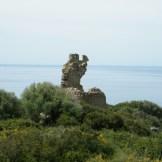 Vue sur la tour génoise