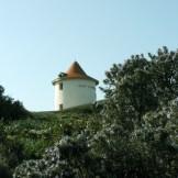 On approche du moulin Mattei