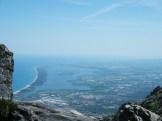Vue sur Bastia