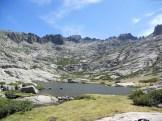 Voilà le lac de l'Uriente