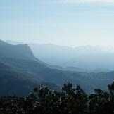 Le Monte Gozzi à gauche