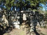 L'entrée du site de Focè