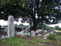 Le site mégalithique de Settiva