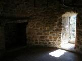 Dans la tour de Capannella