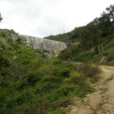 Le barrage de Coti