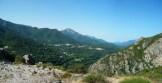 Vue sur Bocognano