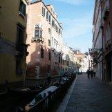 Dans les ruelles de Venise