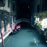 De nuit à Venise